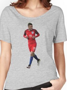 Jamie Vardy - Running Man Women's Relaxed Fit T-Shirt