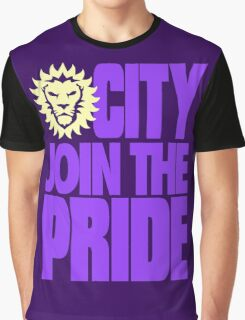Join The Pride Graphic T-Shirt