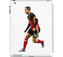 Eden Hazard - Belgium iPad Case/Skin