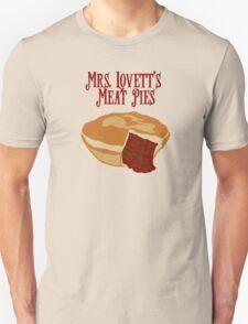 Mrs. Lovett's Meat Pies T-Shirt