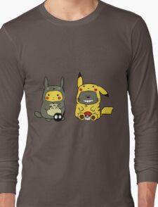 totoro Long Sleeve T-Shirt