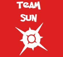 Team Sun Baby Tee
