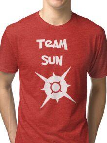 Team Sun Tri-blend T-Shirt
