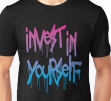 Invest In Yourself 002 Unisex T-Shirt