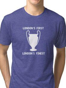 London's First London's Finest Tri-blend T-Shirt