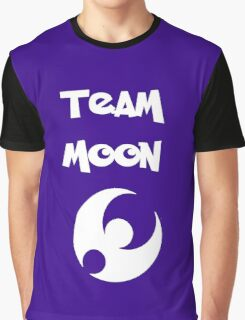 Team Moon Graphic T-Shirt