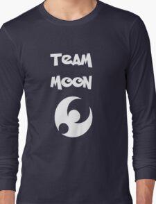 Team Moon Long Sleeve T-Shirt