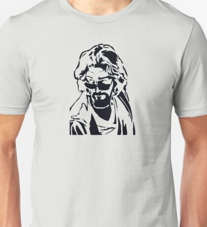 The Dude Lebowski Unisex T-Shirt