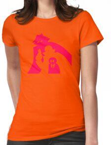 Big Shadows Hero Womens Fitted T-Shirt
