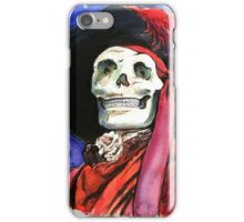 Phantom Red Death iPhone Case/Skin