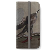 RED FOOTED STINGER iPhone Wallet/Case/Skin