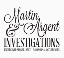 Martin & Argent Investigations One Piece - Long Sleeve