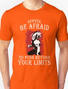 Son Gohan Push Beyond Your Limits T-Shirt