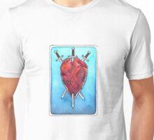 Three of Swords Unisex T-Shirt