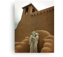 Righteous and Mercy Canvas Print