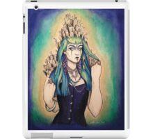 Winter Cemetery iPad Case/Skin