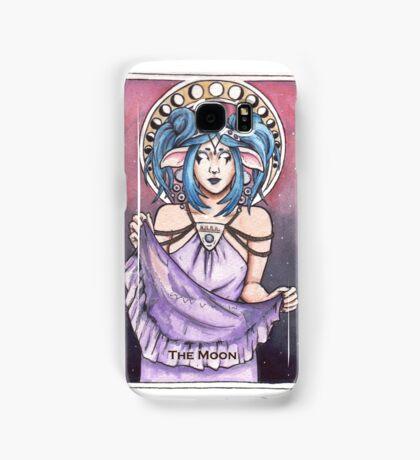 The Moon Tarot Samsung Galaxy Case/Skin