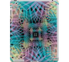 Tropical Infinity Mirror iPad Case/Skin
