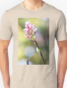 Winter Pink Unisex T-Shirt