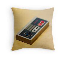 NES Controller Throw Pillow