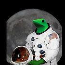 Dat Boi Astronaut by flashman