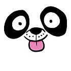 Panda Face by striffle