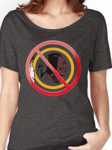 Anti Washington Redskins Women's Relaxed Fit T-Shirt