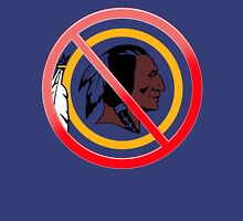 Anti Washington Redskins Unisex T-Shirt