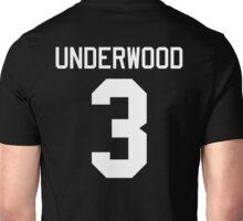 Dottie Underwood (white text) Unisex T-Shirt