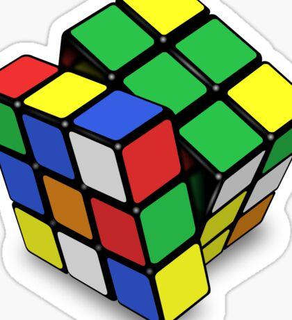Rubik's Cube Sticker