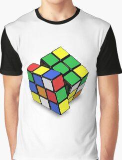 Rubik's Cube Graphic T-Shirt