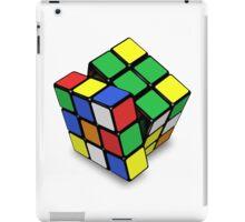 Rubik's Cube iPad Case/Skin