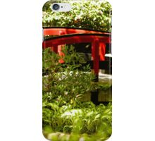 Red Bridge Zen iPhone Case/Skin