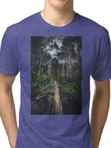 Into The Wilds Tri-blend T-Shirt