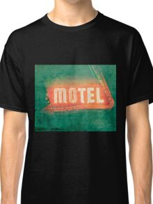 Old Motel Classic T-Shirt