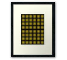 Girder Grid #2 Framed Print
