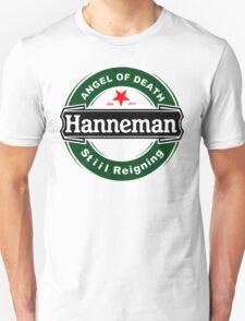 JEFF Hanneman Black Angel T-Shirt