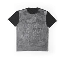Adoration of the Christ-child Graphic T-Shirt