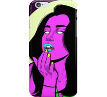Laurehine iPhone Case/Skin