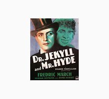 Dr.Jekyll and Mr. Hyde - Poster Unisex T-Shirt