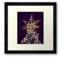 YuGiOh Framed Print