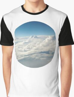 The Sky Above (Circular) Graphic T-Shirt