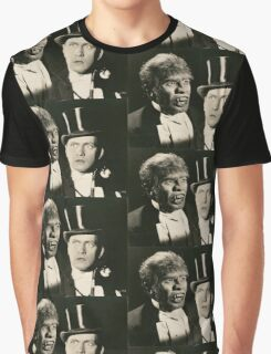 Dr. Jekyll and Mr. Hyde - Characters Graphic T-Shirt