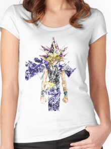 Yu-Gi-Oh Women's Fitted Scoop T-Shirt