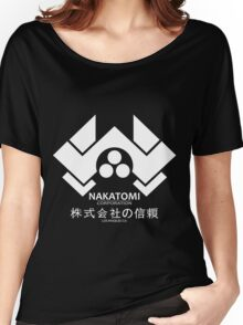 HARD NAKA TOMI Women's Relaxed Fit T-Shirt