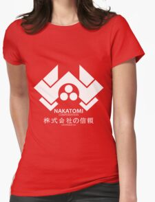HARD NAKA TOMI Womens Fitted T-Shirt