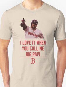 Big Papi Unisex T-Shirt