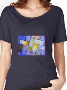 CEILING OF COLORS Women's Relaxed Fit T-Shirt