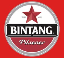 Bintang beer One Piece - Short Sleeve