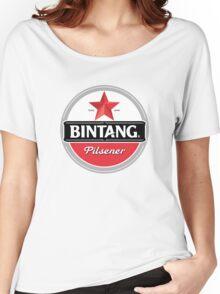 Bintang beer Women's Relaxed Fit T-Shirt